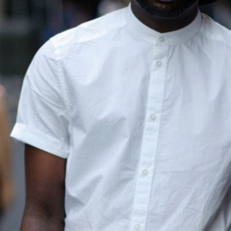 which shirt collars require ties the gentlemanual
