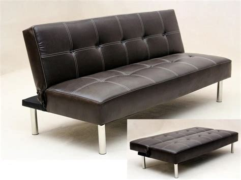 italian leather sofa bed looking classy elegant and stylish with leather sofa bed