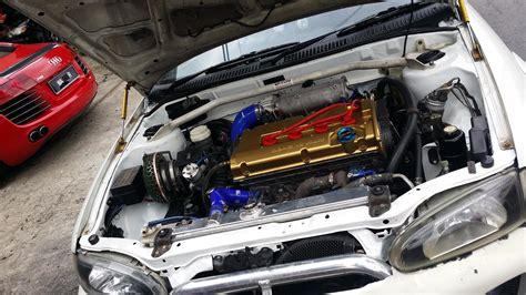mitsubishi gsr 1 8 turbo 1997 proton satria gsr mivec turbo 1 8l secondhand my