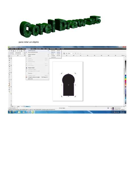 corel draw x5 indowebster ejericio 9 corel draw x5
