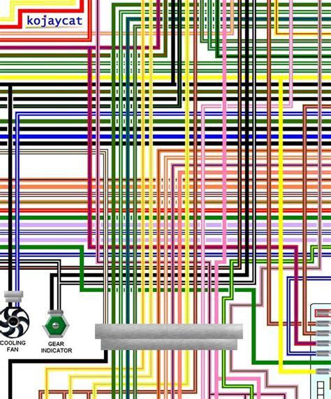yamaha majesty wiring diagram yamaha get free image