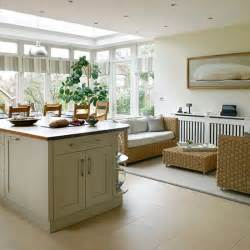 Kitchen Diner Tables Kitchen Diner Family Kitchen Design Ideas Housetohome Co Uk