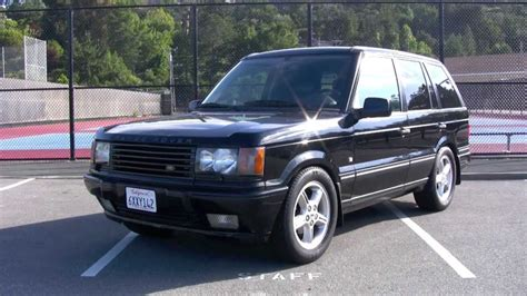 2002 land rover range rover pricing ratings reviews kelley blue book 2002 range rover test drive and review youtube