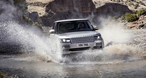land rover water range rover will beat new wave of super luxury suvs