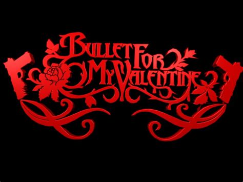 Bullet For My Logo By Captainsnuch On Deviantart