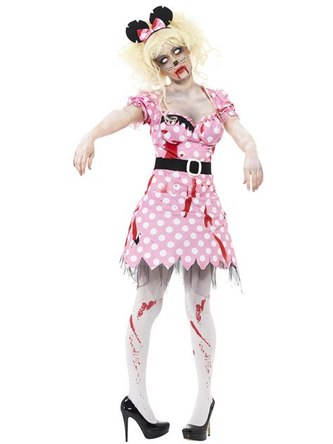 Dress Katun Mini Mouse Import mini mouse fancy dress costume womens