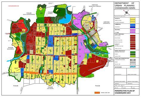 layout plan of panchkula urban complex chandigarh master development plan 2031 map pdf download