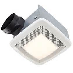 nutone bathroom fan light broan qtxe110flt ultra silent bathroom fan with lights
