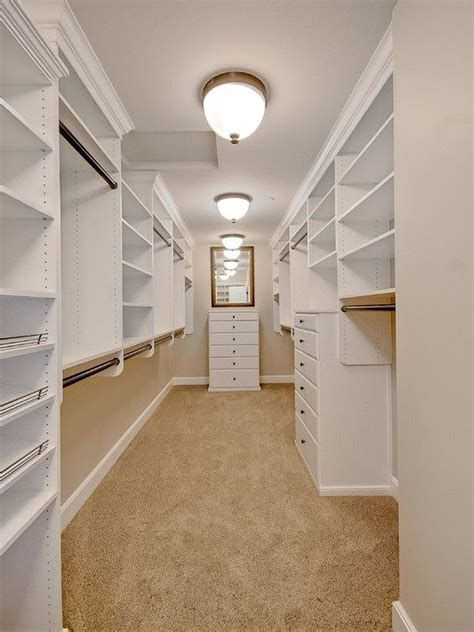 nice closets nice roomy walk in closet dream home pinterest