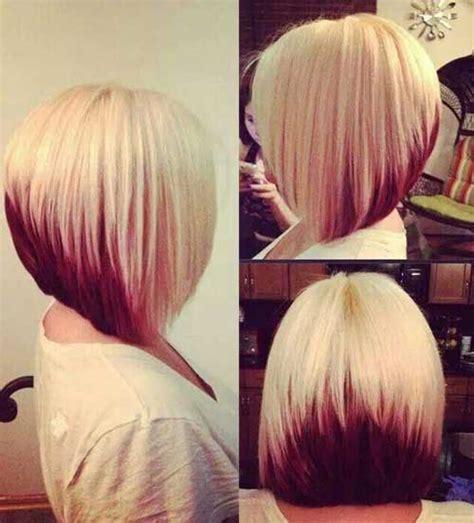 20 Inverted Bob Back View   Bob Hairstyles 2017   Short