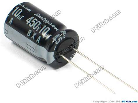rubycon photo capacitor rubycon capacitor electrolytic 400v 450v 450v 10uf 13x20mm height