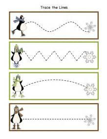 8 best images of preschool printables free winter writing