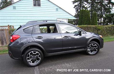subaru crosstrek 2016 grey 2016 subaru crosstrek exterior photo page 1 2016 models