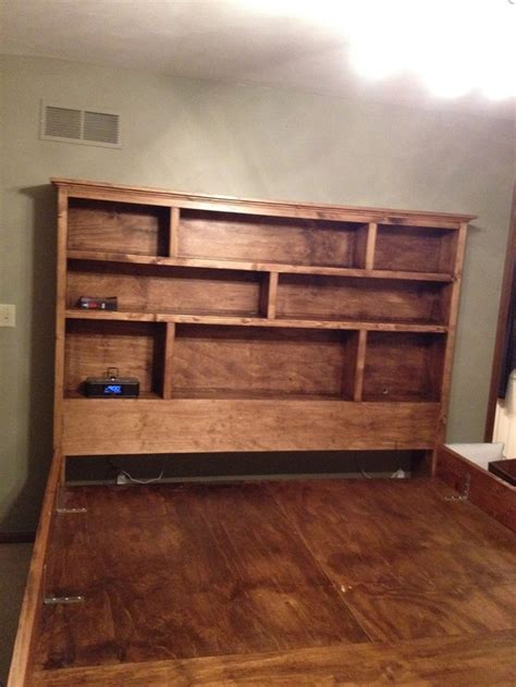 Bookshelf Bed Frame Diy 10 Best Ideas About Captains Bed On Pinterest Diy Bed Frame Platform Bed With Drawers