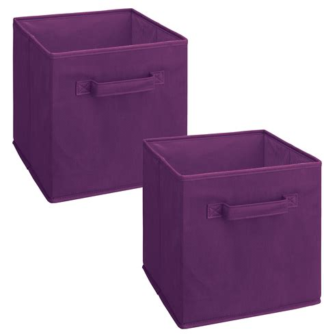 Closetmaid Cubeicals Fabric Drawers 2 Pack closetmaid fabric drawer 2 pack ebay