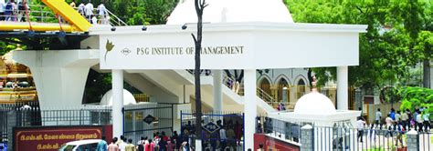 Psg Mba Placements by Top 9 Outstanding Business Schools From South India Apart