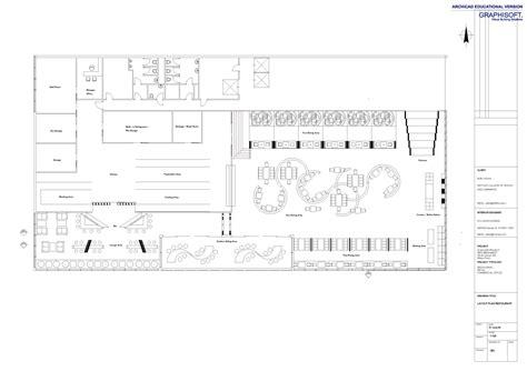 restaurant layout drawing working drawings by ayu nindyakirana rahardjo at coroflot com