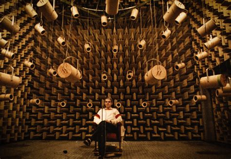 The Sound Room by The Quietest Room On Earth Makes Go After