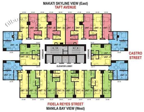 New Homes Interior by Condo Sale At One Archers Place In Manila By Eton Properties