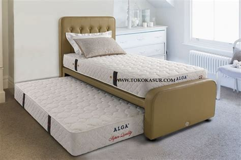 Matras Alga Bed alga quality 2in1 toko kasur bed murah