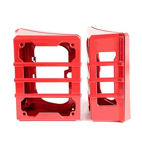 jeep wrangler light guards all things jeep elite light guards for jeep