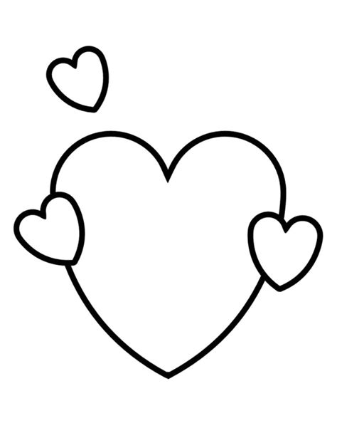 valentine cartoon coloring pages cartoon coloring pages heart cartoon picture cliparts co