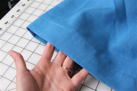 Blind Stitch Hem By Hand Tutorial How To Sew A Blind Hem Colette Blog