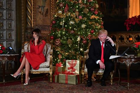 donald trump christmas trump celebrates christmas like most people with family