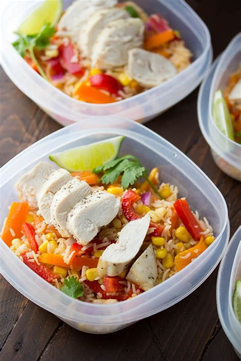 the everything healthy meal prep cookbook includes chicken primavera rosemary almond crusted pork tenderloin thai pumpkin soup korean breakfast muffins and hundreds more books 10 delicious meal prep ideas that will make your day so