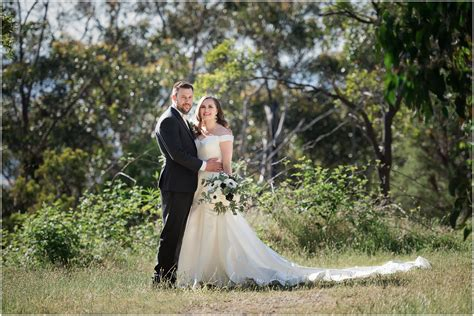 mount lofty botanic gardens classic wedding