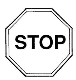 Stop Sign Template Free by Stop Sign Template Blank Stop Sign Blank Template Imgflip