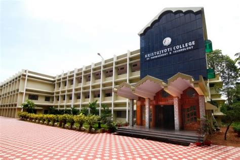 Sb College Changanacherry Mba Fee Structure by Kristu Jyoti College Of Management And Technology Kottayam