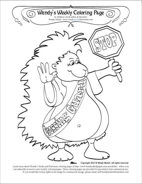 street sign coloring pages coloring home