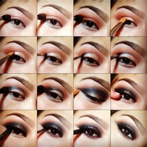 eyeshadow tutorial dark do your makeup like a professional with these stunning