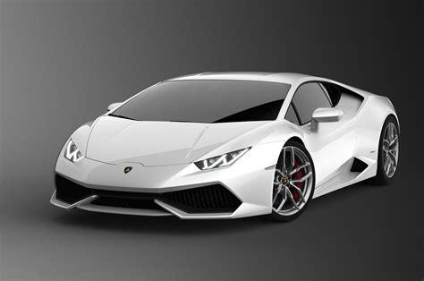 Lamborghini Huracan Front 2015 Lamborghini Huracan White Front Three Quarters