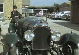 Steed Bentley 40 Memorable Cars From Tv Shows Page 3