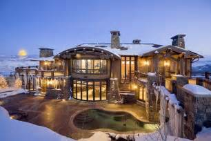 Utah Home Design Magazine by Luxury Life Design 21 9 Million For Amazing Mountain Home