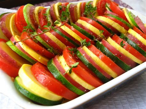 ina garten vegetables vegetable tian recipe dishmaps