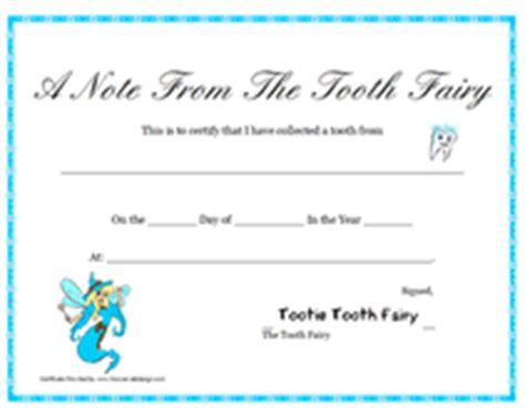 tooth fairy letter template letter template 2017