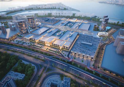 deira island mall dubai meinhardt transforming cities shaping  future