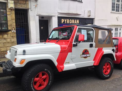 jurassic jeep brighton and hove 187 dinosaur stolen from brighton