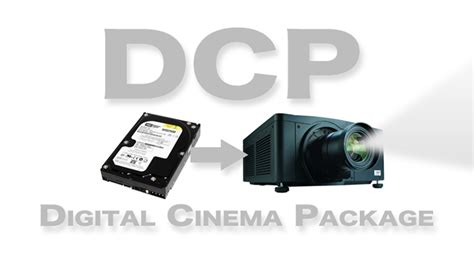 format audio dcp make a digital cinema package with opendcp for free