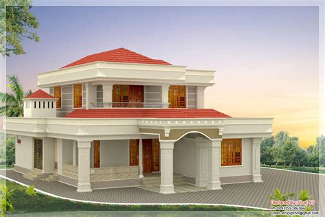 beautiful kerala home design at 2250 sq ft
