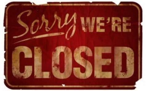Closing Up Shop by Uitzonderlijk Gesloten Us Style