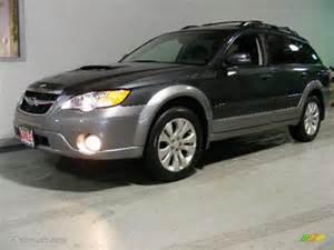 Subaru Outback 2 5xt 2009 Gray Metallic Subaru Outback 2 5xt Limited