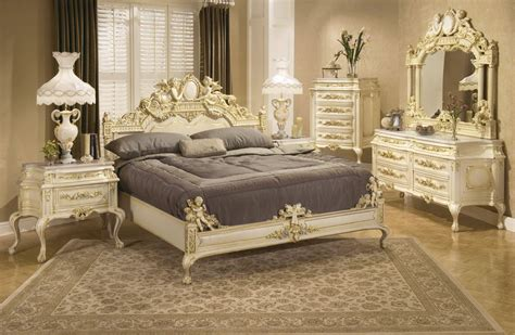 bedroom furniture styles ideas rococo style interior design ideas