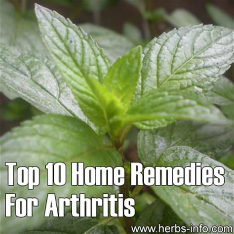 world tracker top 10 home remedies for arthritis