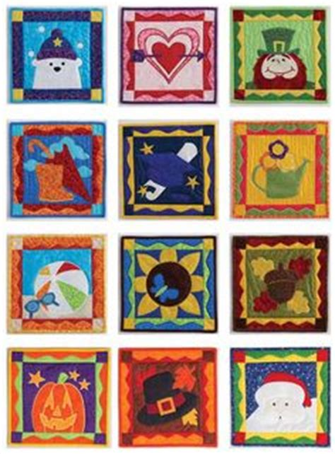 Calendar Quilts Block Of The Month 1000 Images About Block Of The Month Quilts On