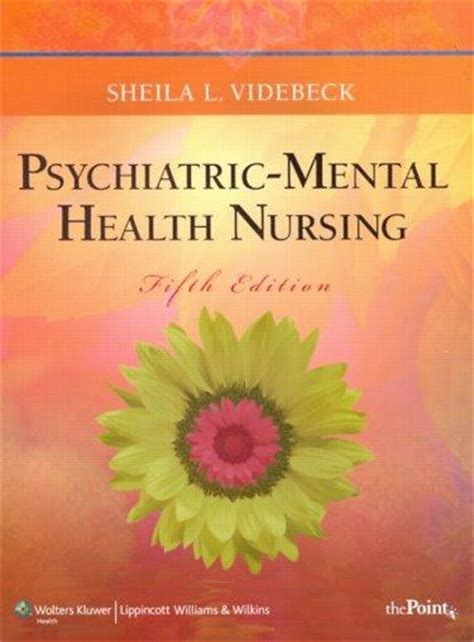 psychiatric mental health nursing books matthewsbooks 9781451103366 1451103360