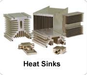 types of heat sink industrial power electronics heat sinks power